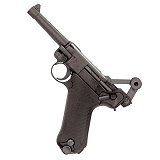Pistole Luger P 08 6mmBB Vollmetall Kniegelenk frei ab 18