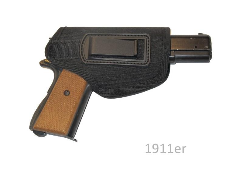 Bild Nr. 05 Pistolenholster Cordura LH / Crossdraw RH