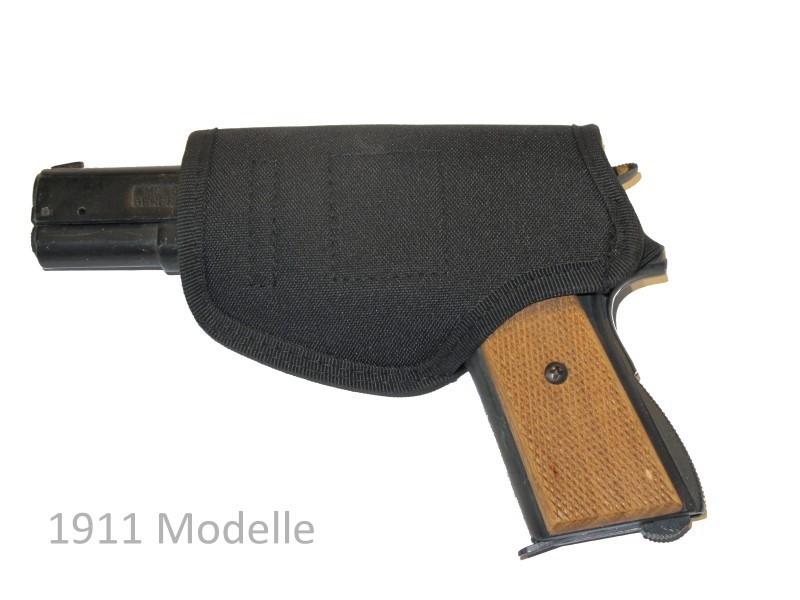 Bild Nr. 06 Pistolenholster Cordura LH / Crossdraw RH