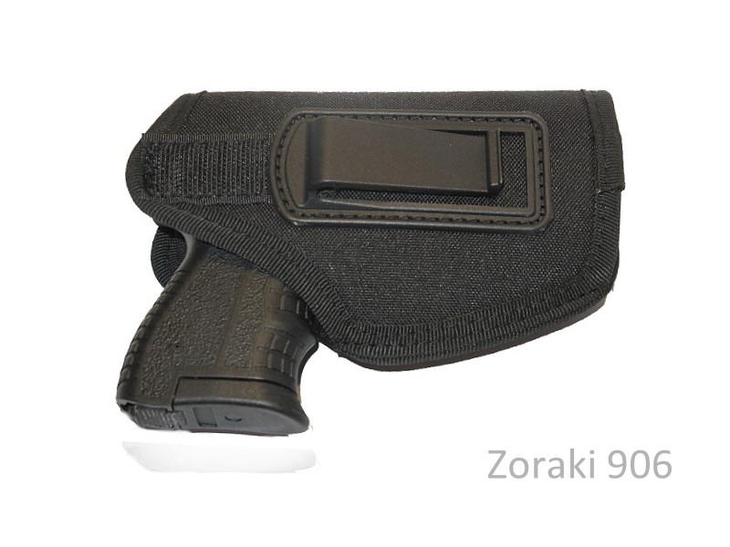 Bild Nr. 07 Pistolenholster Cordura LH / Crossdraw RH