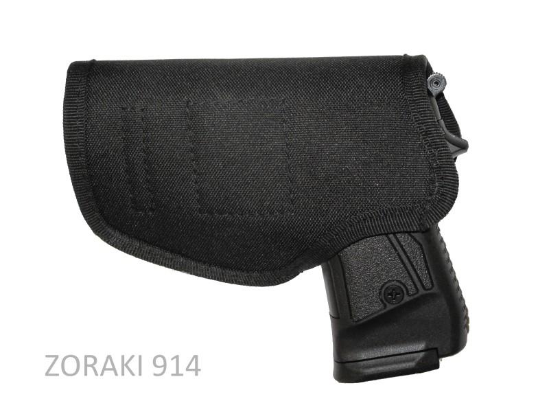 Bild Nr. 10 Pistolenholster Cordura LH / Crossdraw RH