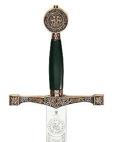 Bild Schwert Excalibur, das Schwert König Arthur Abb. Nr. 02