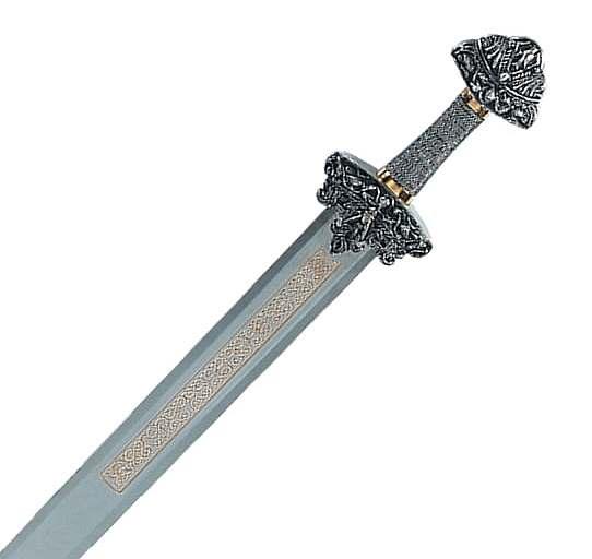 Bild Nr. 02 Dybek Wikingerschwert