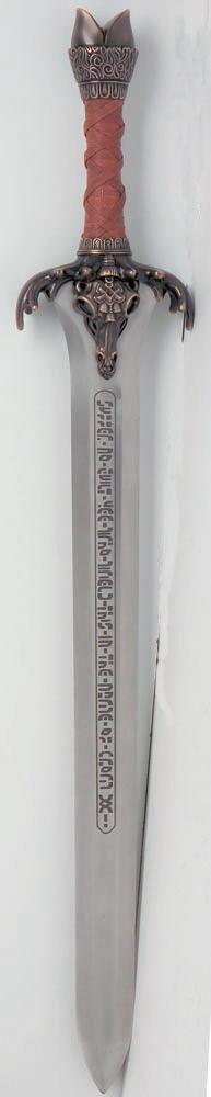 Bild Schwert des Vaters Conan der Barbar Abb. Nr. 04