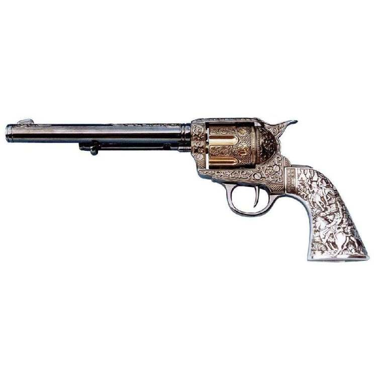 Bild Deko-Revolver-Wyatt Abb. Nr. 1
