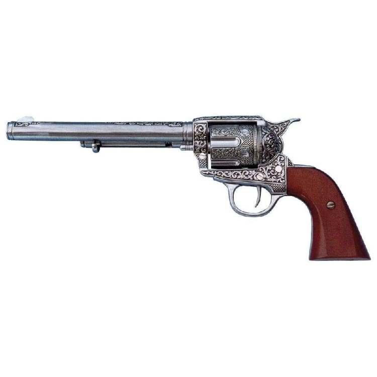 Wester-Revolver Deko