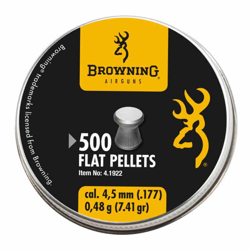 Browning FP 4,5mm 500 Diabolos geriffelt