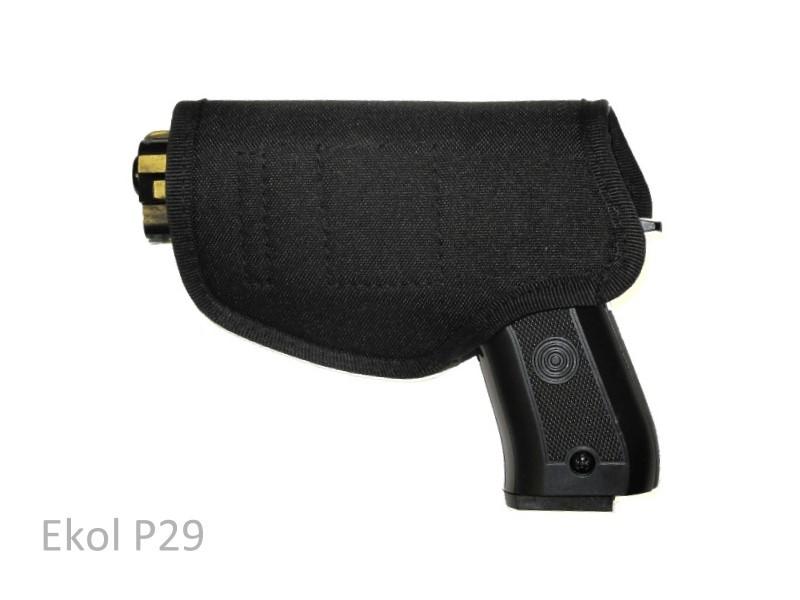 Bild Nr. 11 Pistolenholster Cordura LH / Crossdraw RH