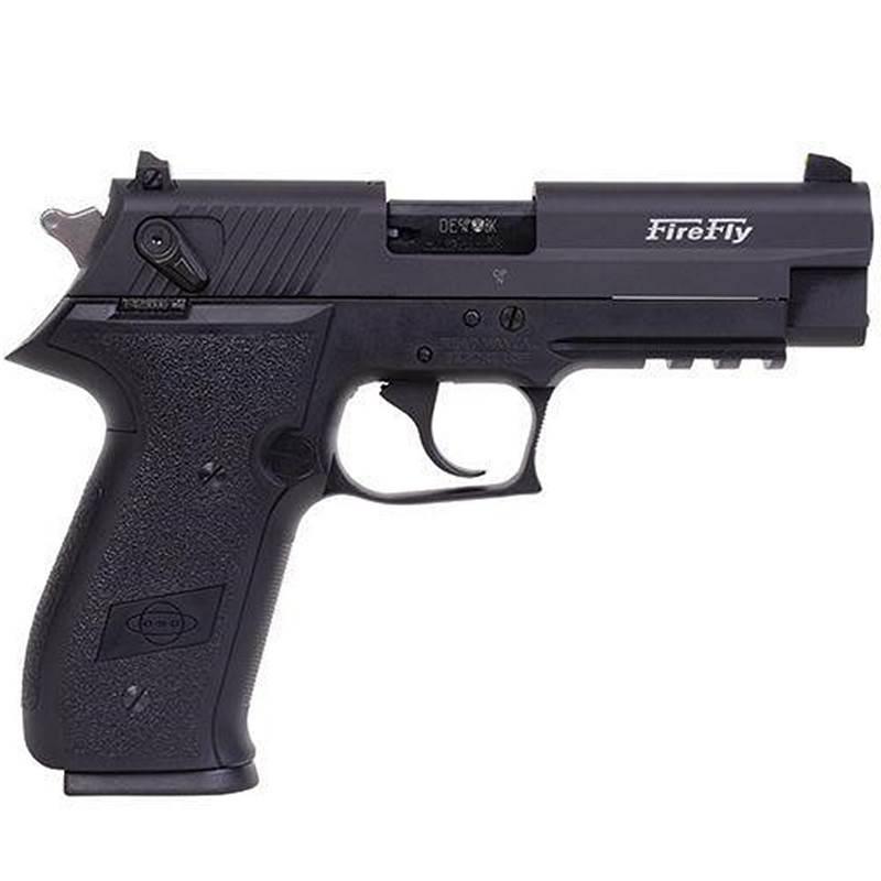 Bild Nr. 02 Pistole GSG FireFly .22 HV Black