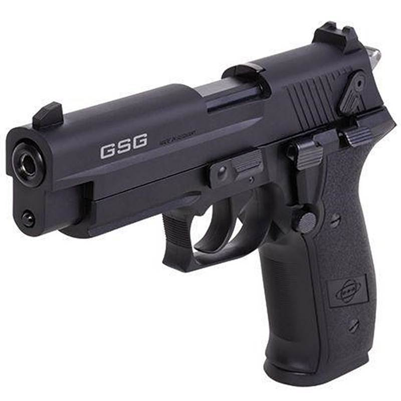 Bild Nr. 04 Pistole GSG FireFly .22 HV Black