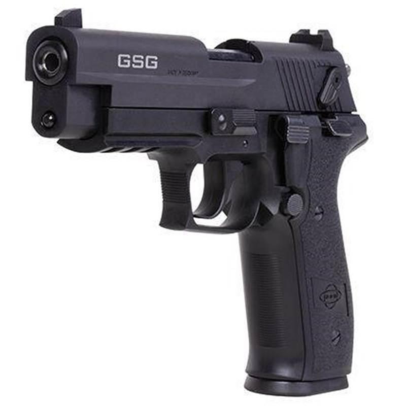 Bild Nr. 05 Pistole GSG FireFly .22 HV Black