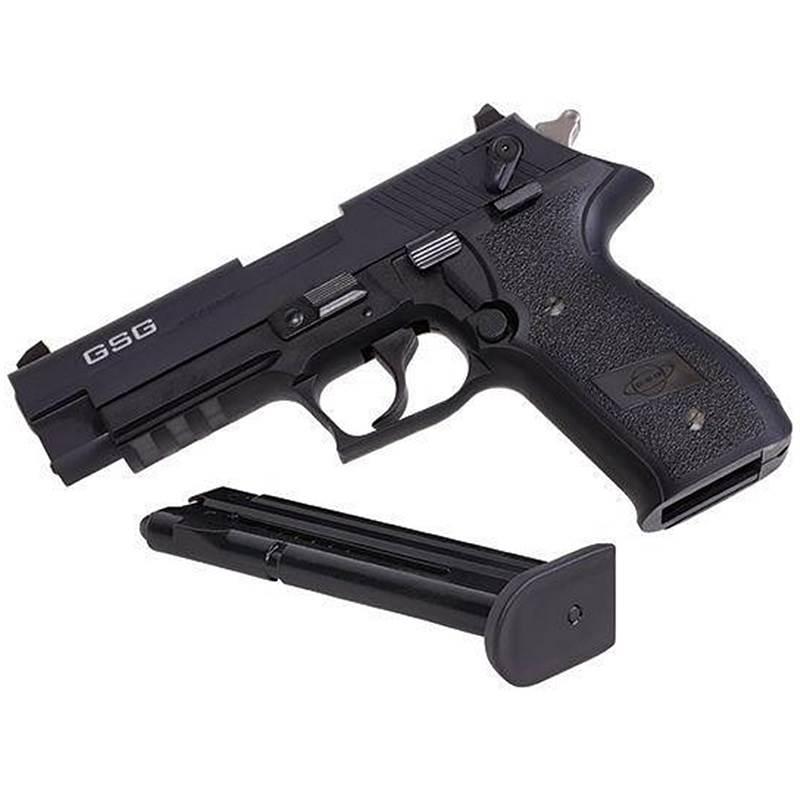 Bild Nr. 06 Pistole GSG FireFly .22 HV Black
