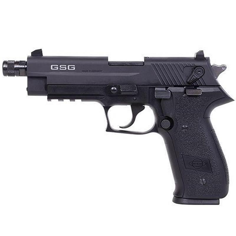GSG FireFly SD .22 HV Black