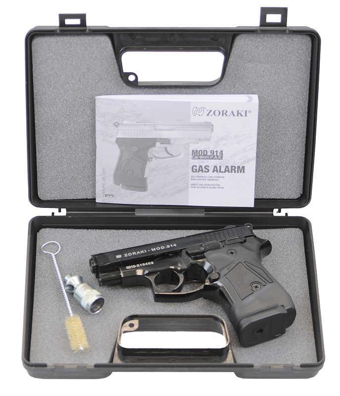 Bild Nr. 07 Zoraki Pistole Modell 914 9mm PAK