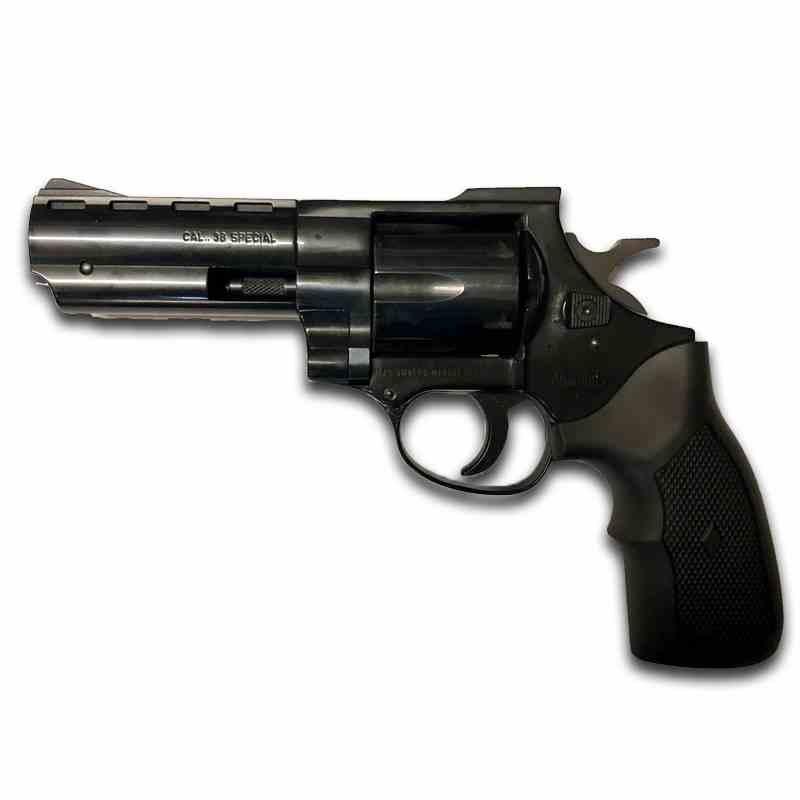 Bild Revolver HW 38 4 Zoll .38 special Arminus Weihrauch Abb. Nr. 1