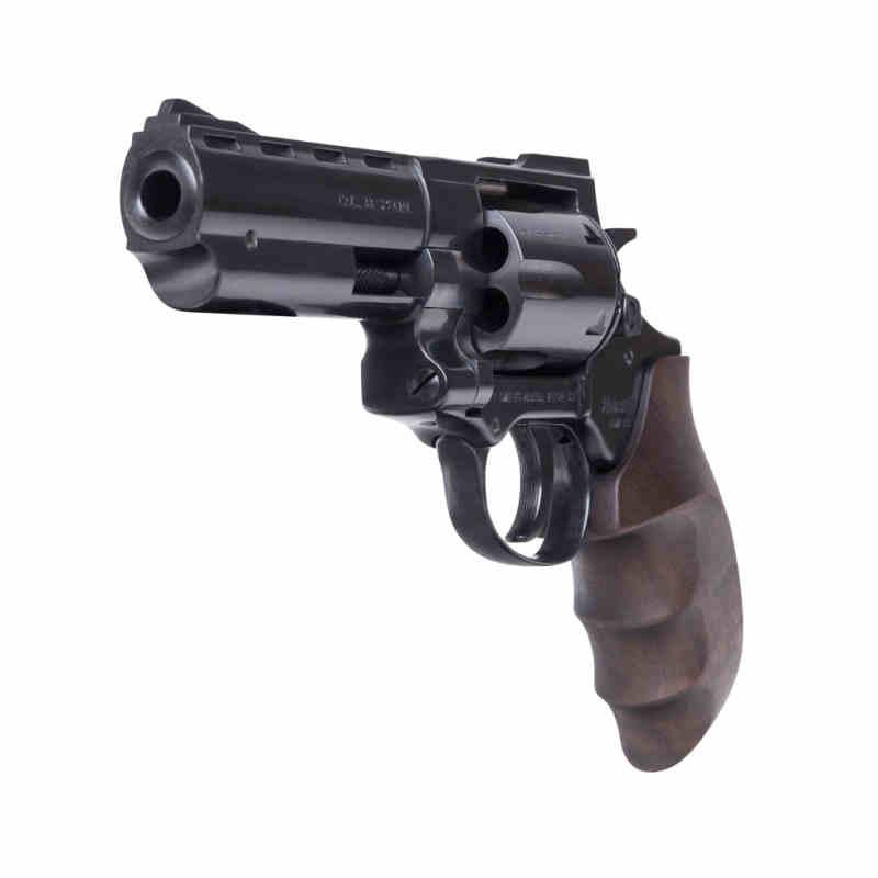Bild Revolver HW 38 4 Zoll .38 special Arminus Weihrauch Abb. Nr. 02