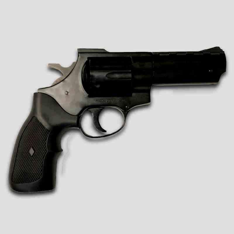 Bild Nr. 03 Revolver HW 38 4 Zoll .38 special Arminus Weihrauch