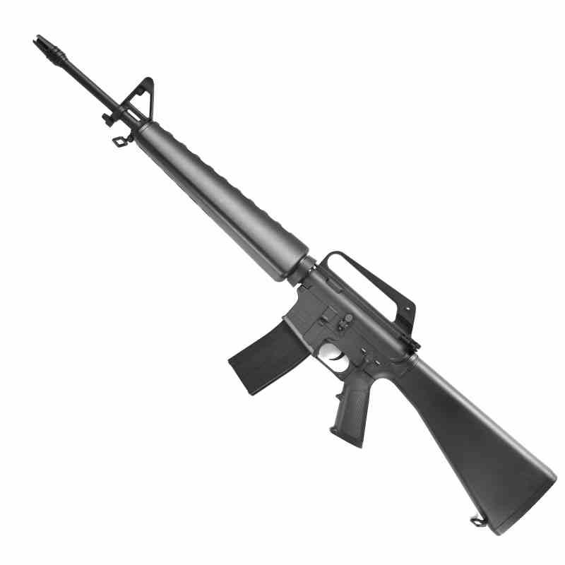 Bild Nr. 02 M16 A1 US Sturmgewehr CO2 .177 4,5mmBB Luftgewehr