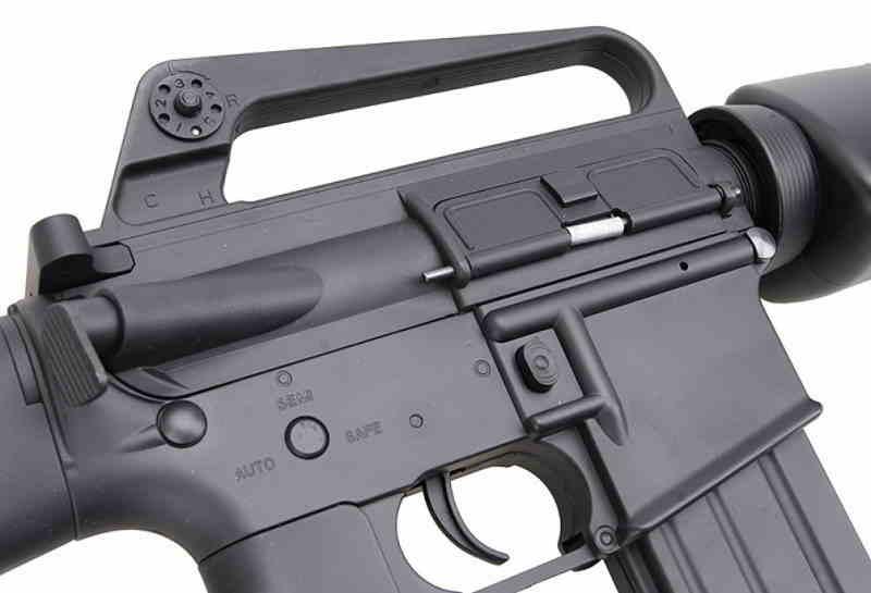 Bild Nr. 04 M16 A1 US Sturmgewehr CO2 .177 4,5mmBB Luftgewehr