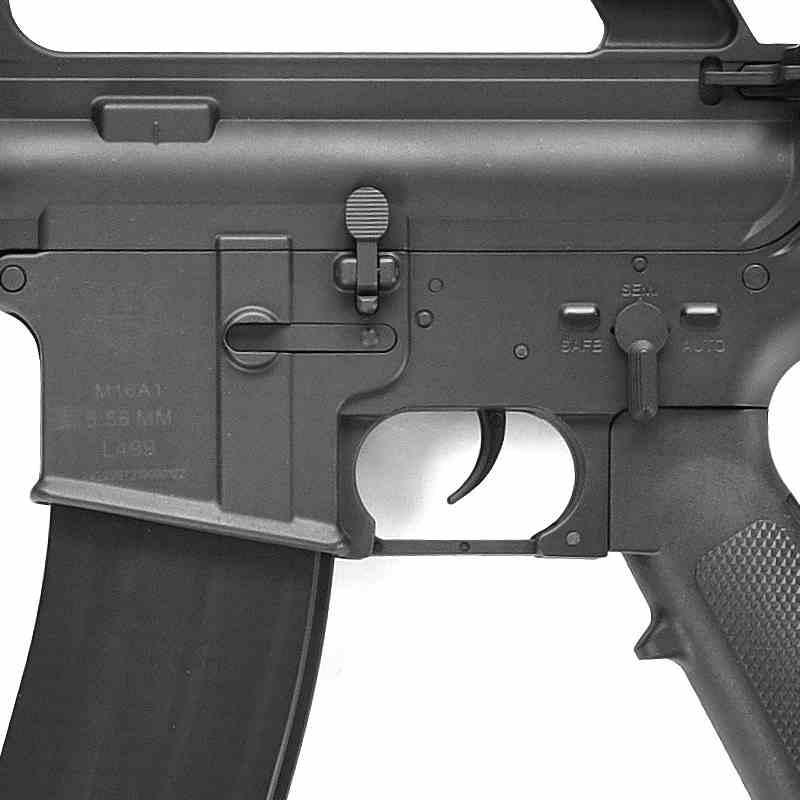 Bild Nr. 11 M16 A1 US Sturmgewehr CO2 .177 4,5mmBB Luftgewehr