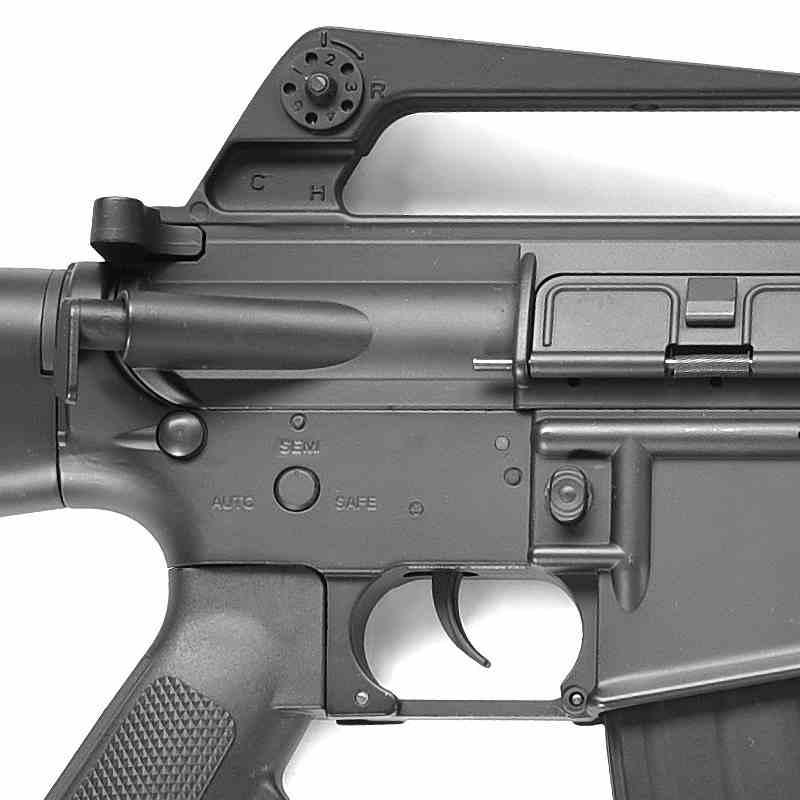 Bild Nr. 12 M16 A1 US Sturmgewehr CO2 .177 4,5mmBB Luftgewehr