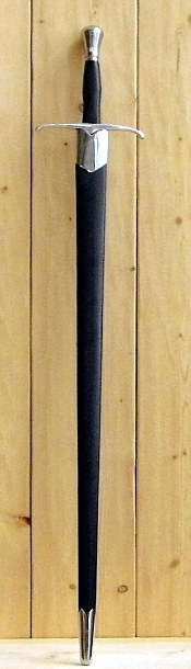 Bild Nr. 04 Anderthalbhänder Schaukampfschwert 15 Jh.