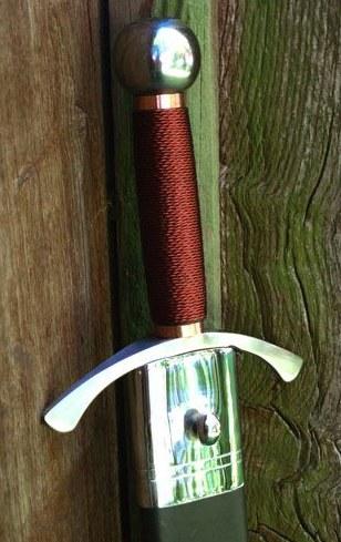 Bild Kurzschwert Schaukampfschwert Bogenschütze Abb. Nr. 1