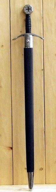 Bild Nr. 05 Kreuzritter Schaukampfschwert