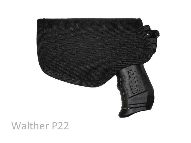 Bild Nr. 09 Pistolenholster Cordura LH / Crossdraw RH