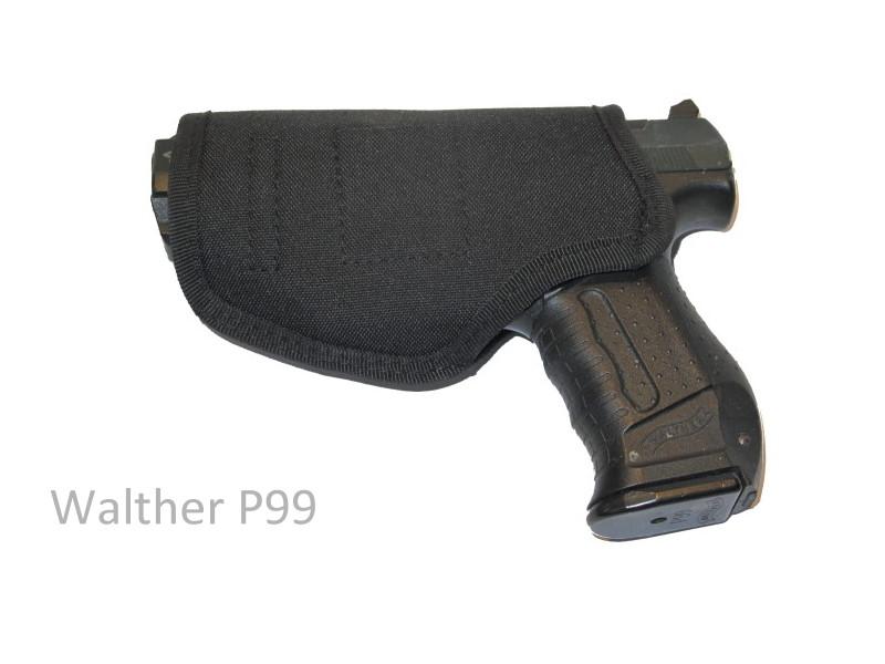 Bild Nr. 03 Pistolenholster Cordura LH / Crossdraw RH