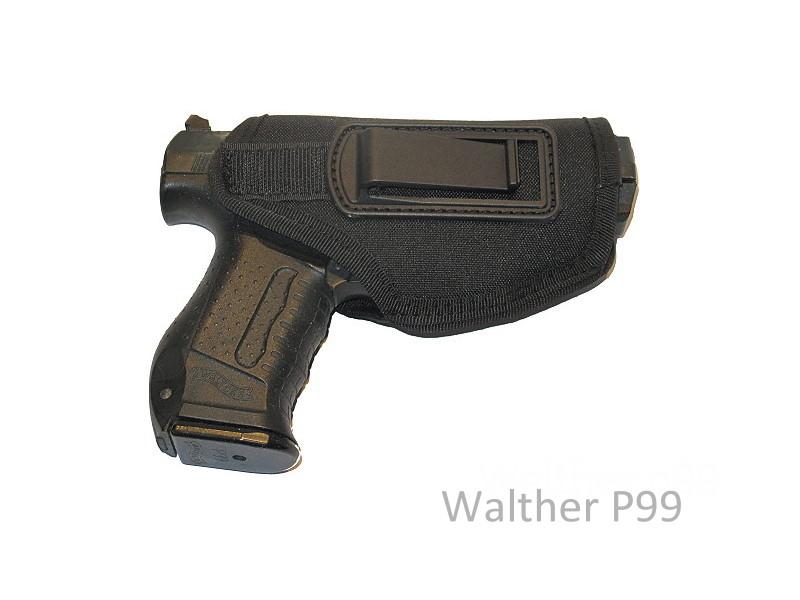 Bild Nr. 04 Pistolenholster Cordura LH / Crossdraw RH