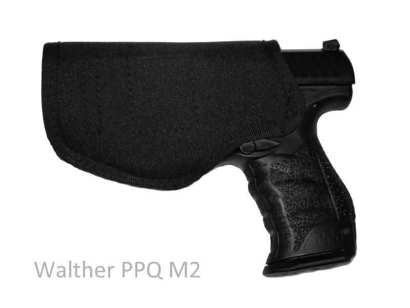 Bild Nr. 12 Pistolenholster Cordura LH / Crossdraw RH