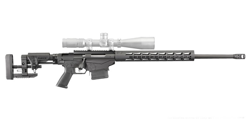 Bild Nr. 02 RUGER Precision Rifle .308Win 610mm