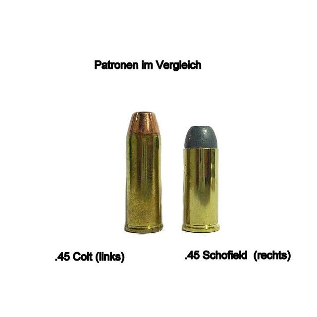 Bild Nr. 11 Schofield Revolver 4.5mm BB