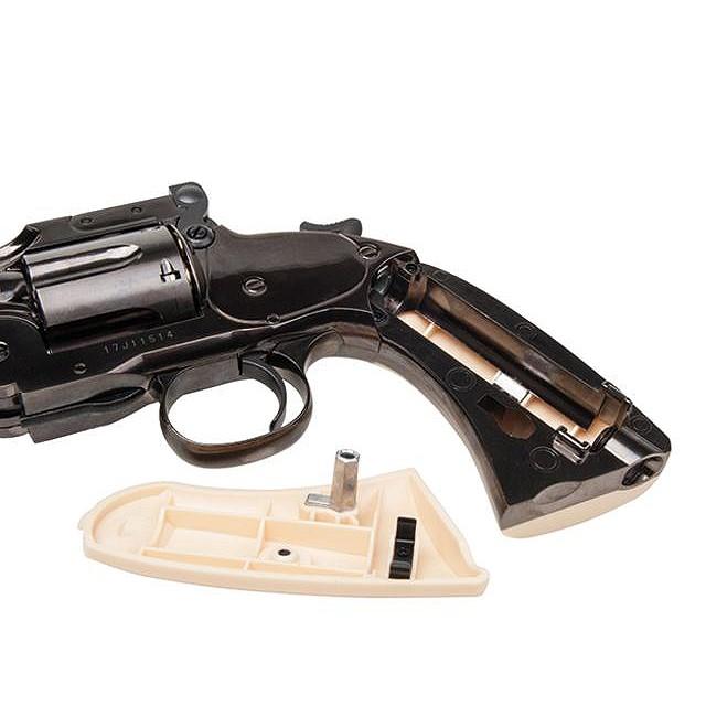 Bild Nr. 10 Schofield Revolver 4.5mm BB