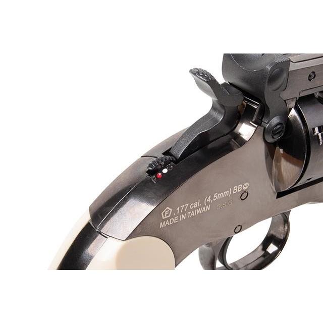 Bild Nr. 07 Schofield Revolver 4.5mm BB