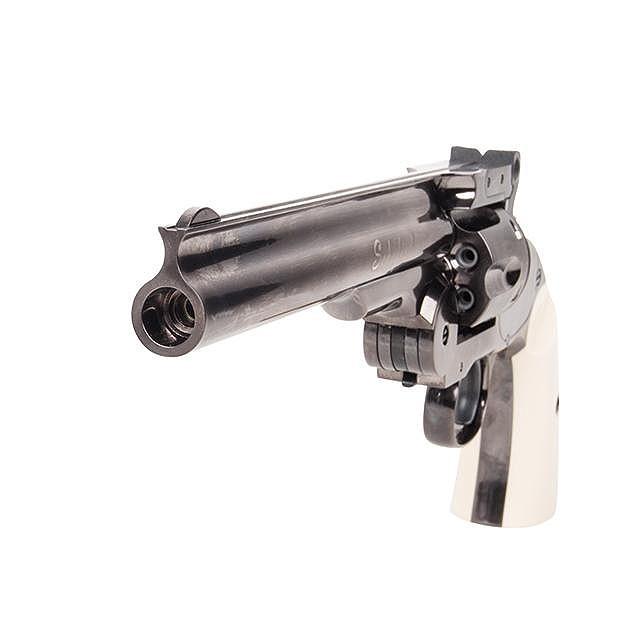 Bild Nr. 02 Schofield Revolver 4.5mm BB