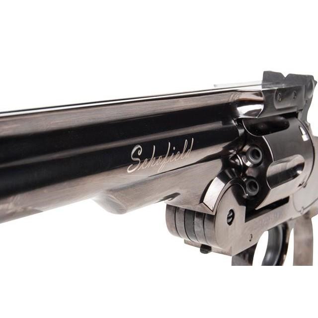 Bild Nr. 03 Schofield Revolver 4.5mm BB