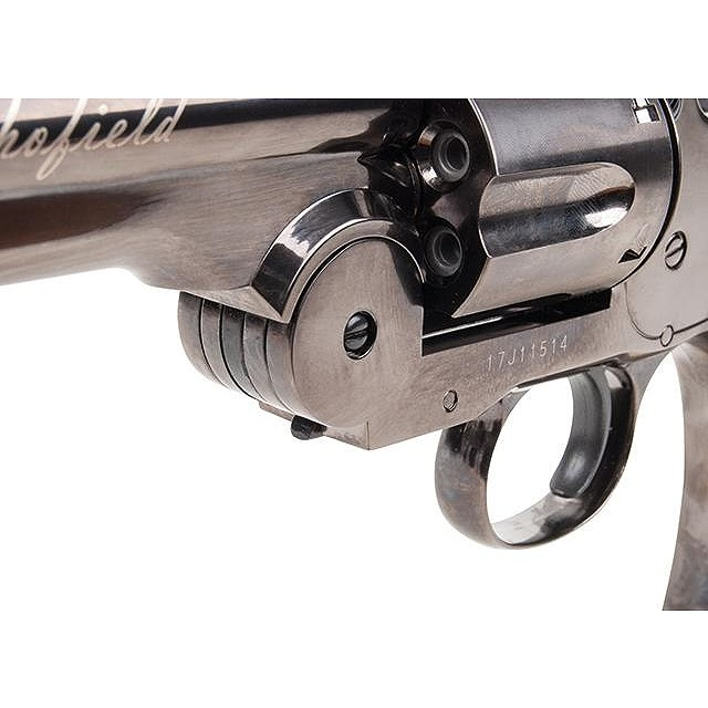 Bild Schofield Revolver 4.5mm BB Abb. Nr. 04