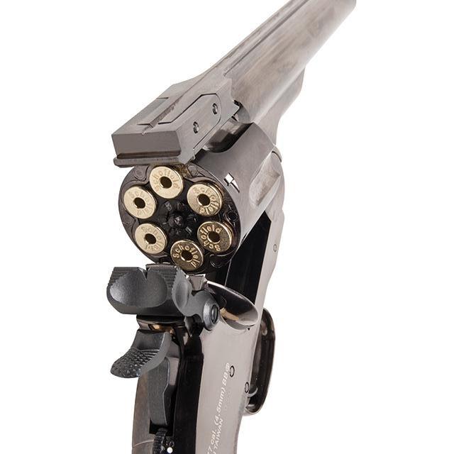 Bild Nr. 08 Schofield Revolver 4.5mm BB