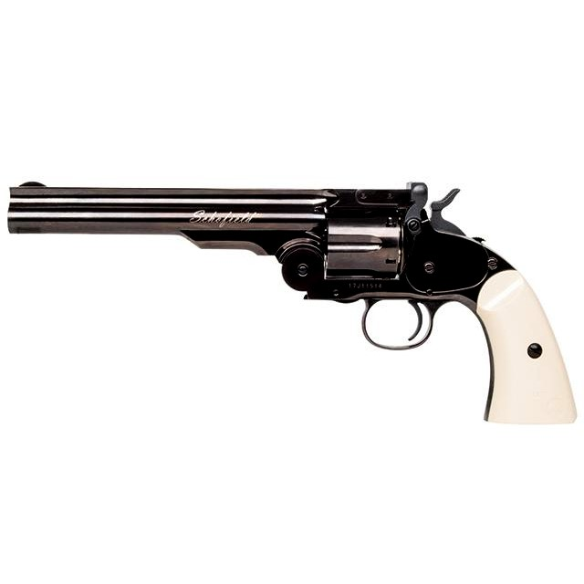Schofield Revolver 4.5mm BB