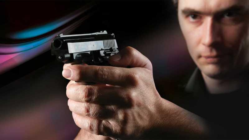 Bild Nr. 05 Zoraki Pistole Modell 914 9mm PAK PTB 972