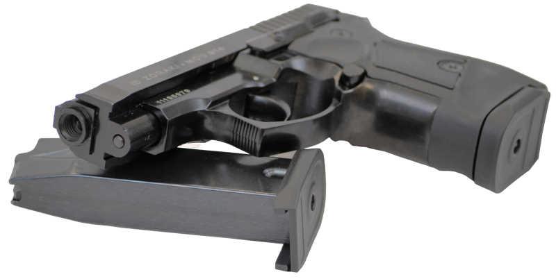 Bild Zoraki Pistole Modell 914 9mm PAK PTB 972 Abb. Nr. 06
