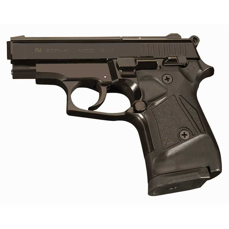 Bild Zoraki Pistole Modell 914 9mm PAK Abb. Nr. 02