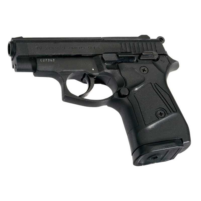 Bild Nr. 03 Zoraki Pistole Modell 914 9mm PAK