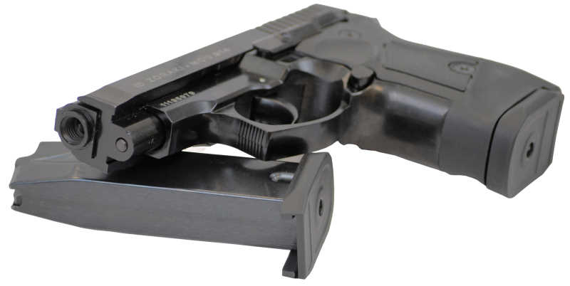 Bild Nr. 06 Zoraki Pistole Modell 914 9mm PAK