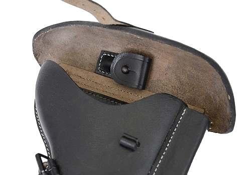 Bild Nr. 03 Pistolenholster P08