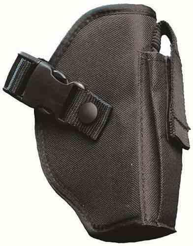 Bild Gürtelholster Universalholster schw. Mag.Tasche Abb. Nr. 1