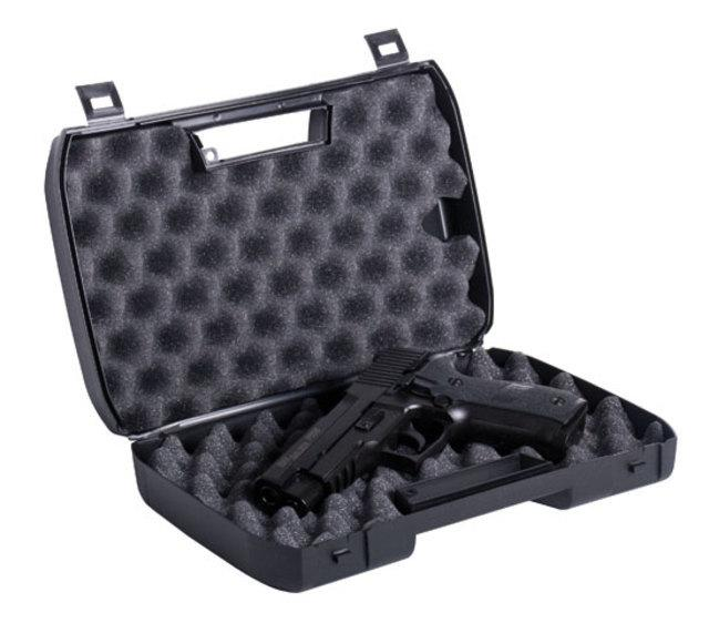 Waffenkoffer Pistole Revolver