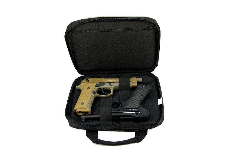 Bild Nr. 03 Pistolentasche S Swiss Arms  28 x 22 cm